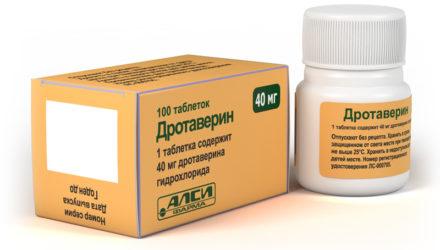 От чего помогают таблетки «Дротаверин»