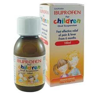 Ибупрофен от чего помогает