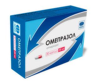 Лекарство Омепразол