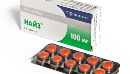 От чего помогает «Найз» в таблетках