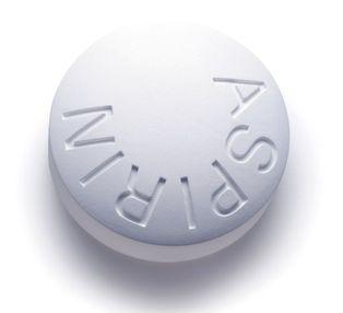 Шипучие таблетки Аспирин