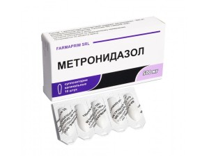 Свечи Метронидазол