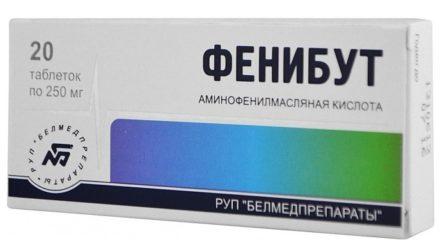От чего помогают таблетки «Фенибут». Инструкция по применению