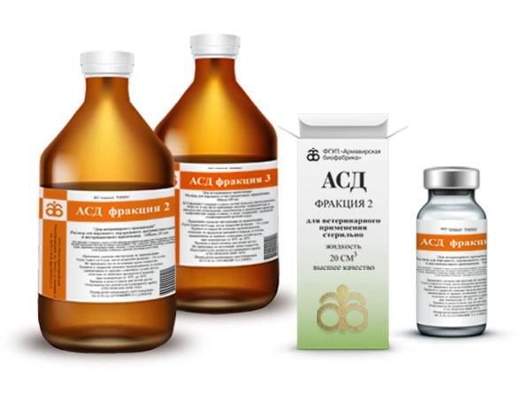 АСД-3 для лечения кожи человека инструкцияпо применению действие АСД-3