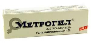 «Метрогил» от чего