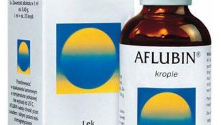 Таблетки, капли «Афлубин»: инструкция по применению для детей и взрослых