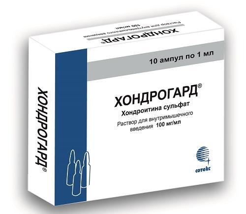 Хондрогард инструкция по применению раствор 100 мг/мл | pro.