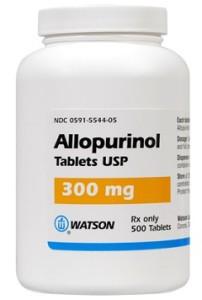 Аллопуринол цена