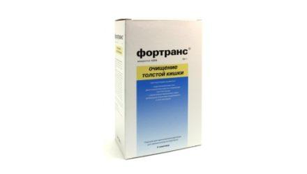 Порошок «Фортранс»: инструкция по применению для колоноскопии, отзывы и цена