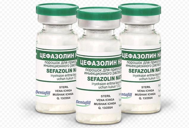 Цефазолин аналоги