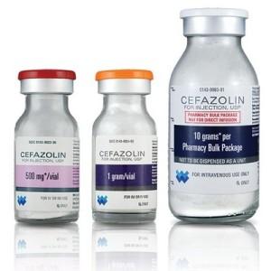 Цефазолин инструкция
