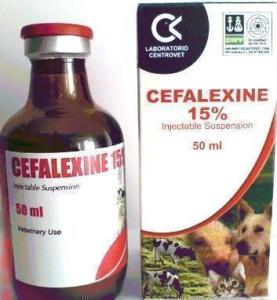 Цефалексин сироп
