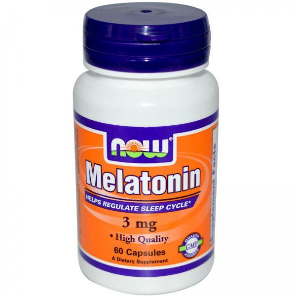Мелатонин от чего