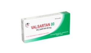 Валсартан инструкция