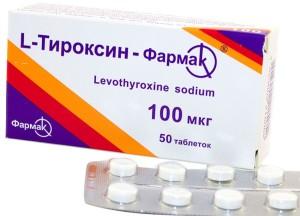 Л-тироксин инструкция