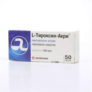 Л-тироксин отзывы