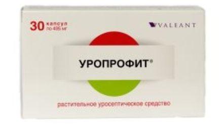 Таблетки «Уропрофит»: инструкция, цена и реальные отзывы