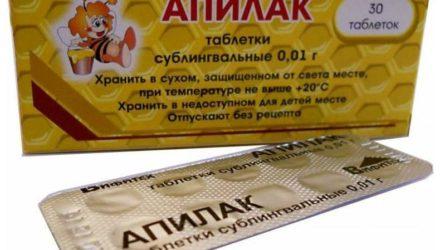 Мазь, таблетки «Апилак»: инструкция, цена и реальные отзывы