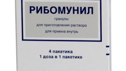 Порошок, таблетки «Рибомунил»: инструкция, цена и реальные отзывы