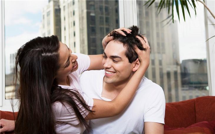 Самый счастливый  период в браке