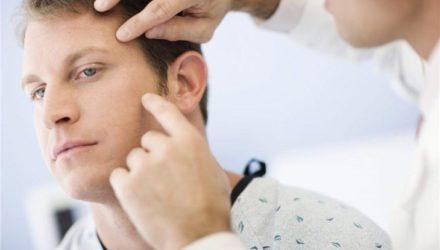 Лечат рак кожи лица не изменяя внешность пациента