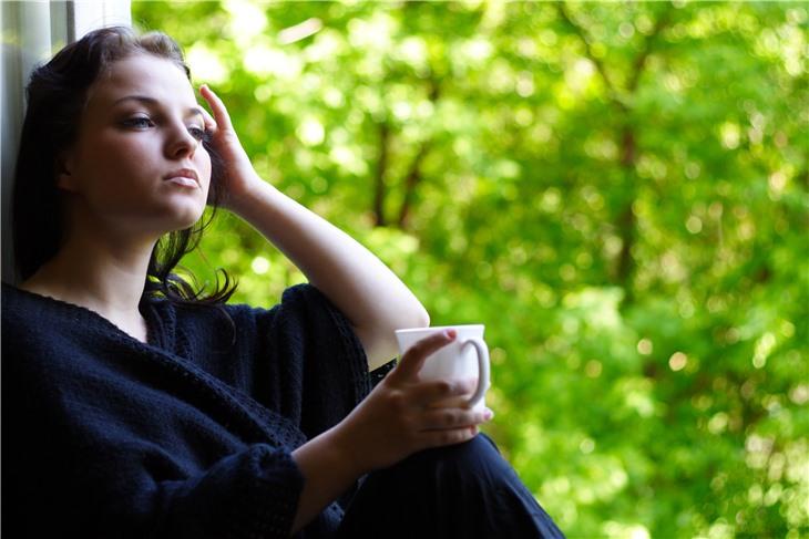 Как при помощи кофе лечить депрессию