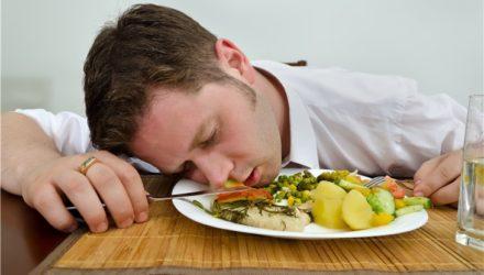 Популярные продукты, из-за которых люди устают
