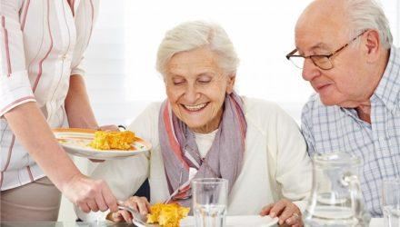 Самая полезная диета для пенсионеров