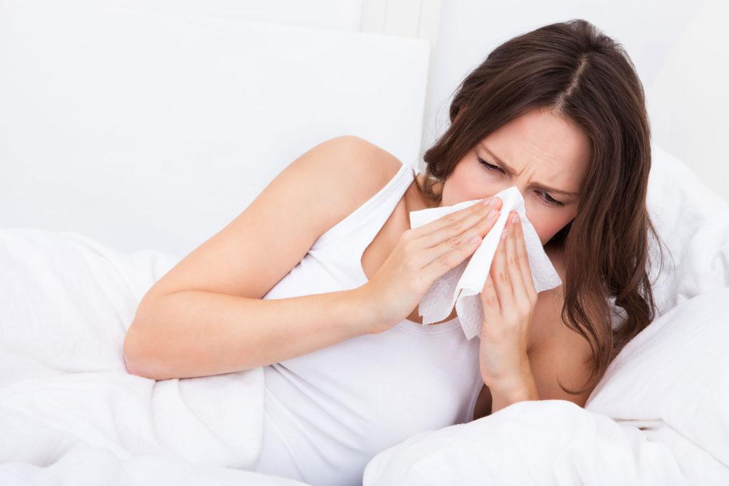 лечение гриппа у беременных